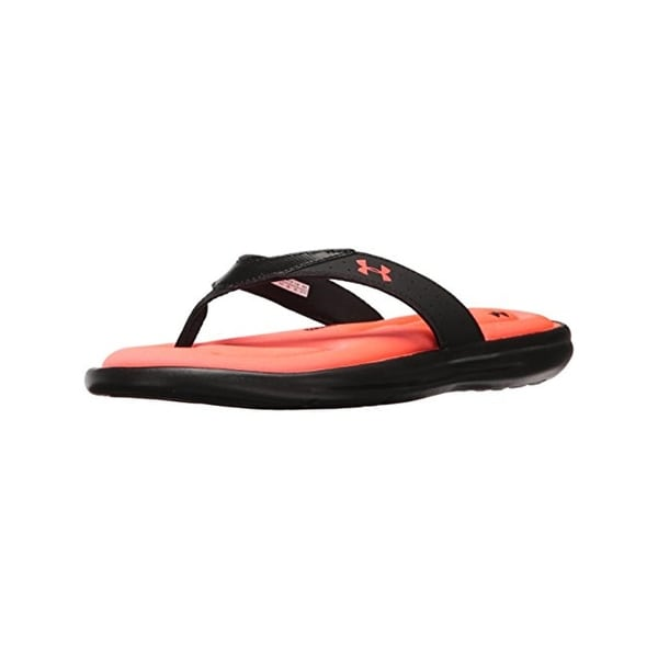 Under Armour Womens Marbella Flip-Flops Cushioned Open Toe