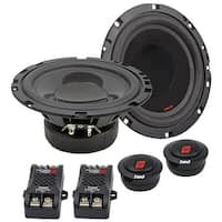 "Cerwin Vega Hed  6.5"" 2-Way Component L Speaker Set - 400W Max / 50W Rms"