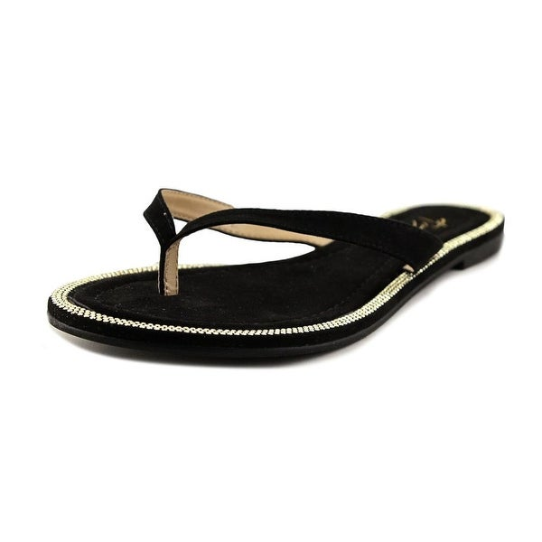 Thalia Sodi Beda Women Black Sandals