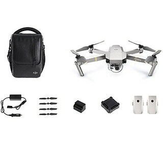 DJI Mavic Pro Platinum Fly More Combo CP.PT.00000069.01 Mavic Pro FLY MORE COMBO Platinum