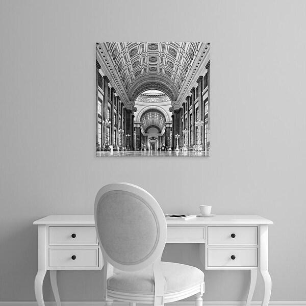 Easy Art Prints PhotoINC Studio's 'Church' Premium Canvas Art