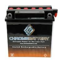 12N12A-4A-1 Battery for Yamaha XV500 Virago, Year (83)