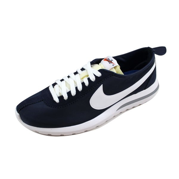 official photos cb34e adacb Shop Nike Men's Roshe Cortez NM QS Midnight Navy/White ...