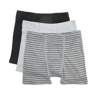 Hanes Boys' Boxer Briefs (Pack of 3) - Assorted