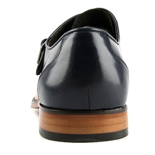 Stacy Adams Tipton Square Toe Leather Loafer