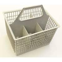 NEW OEM Jenn-Air Silverware Utensil Diswasher Basket Bin For DW489WC139
