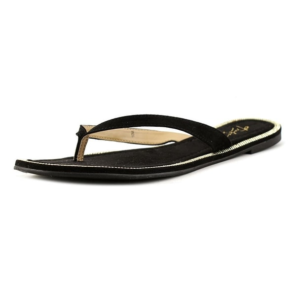 Thalia Sodi Beda Women Black Sandals