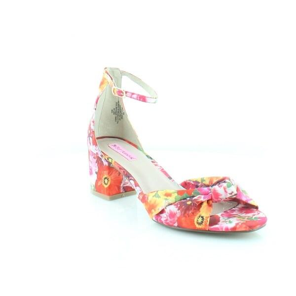Betsey Johnson Ivee Women's Heels Floral