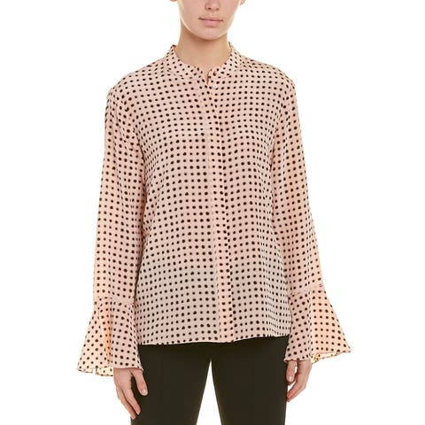 Donna Karan New York Silk Shirt