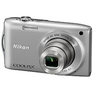 Nikon Coolpix S3200SL 16.0 Megapixels Digital Camera - 6x Wide (Refurbished)