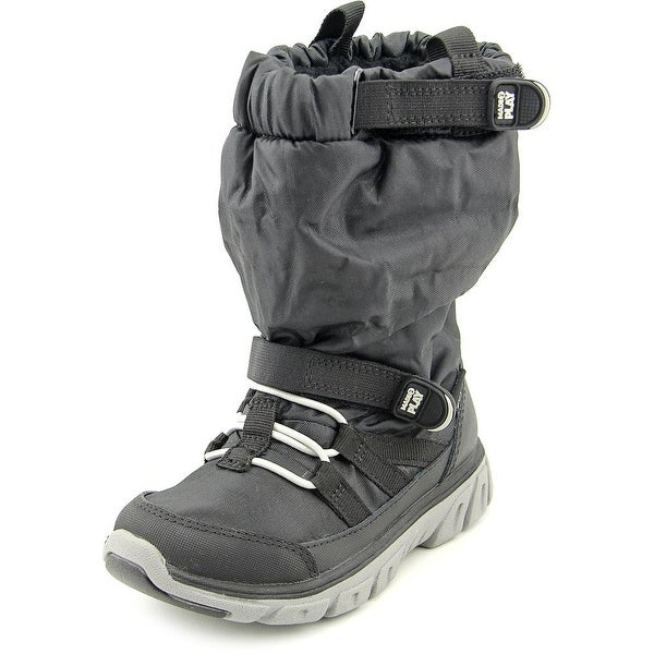 Stride Rite M2P Sneaker Boot Round Toe Canvas Winter Boot