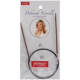 Size 2.5/3Mm - Deborah Norville Fixed Circular Knitting Needles 32""