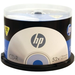 Hp 52x Cd-rs 50-ct Cake Box Spindle