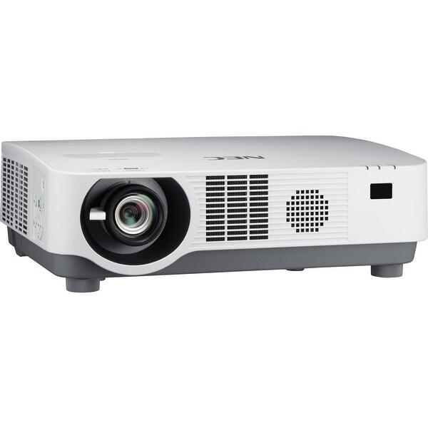 Nec P502hl-2 - Dlp Projector - 3D - Lan