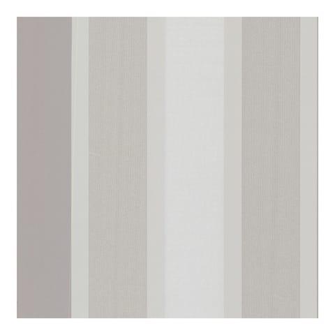 Horizon Silver Stripe Wallpaper - 20.5in x 396in x 0.025in