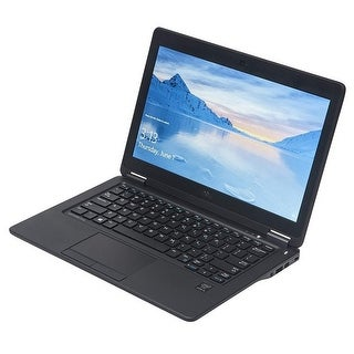 Link to Dell Latitude E7250 12.5-in Refurb Laptop - Intel Core i5 5300U 5th Gen 2.30 GHz 16GB 480GB SSD Windows 10 Pro - Webcam Similar Items in Laptops & Accessories