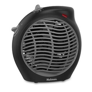 Holmes HFH563-BM Personal Heater Fan - Black
