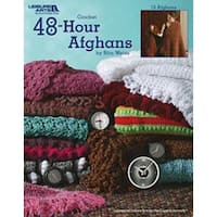 48-Hour Afghans - Leisure Arts