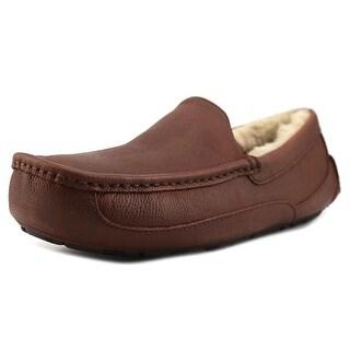 Ugg Australia Ascot Moc Toe Leather Slipper