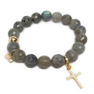 Labradorite Bracelets Find Great Jewelry Deals Ping At