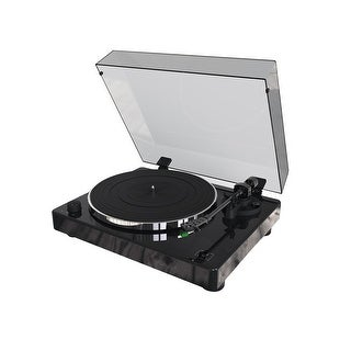 Monoprice Monolith Turntable with Audio-Technica AT100E Cartridge