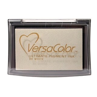 Versacolor Pigment Ink Pad-White