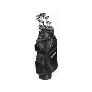 """Tour Edge HotLaunch Progressive Mens Golf Kit HotLaunch Progressive Mens Graphite Golf Kit"""