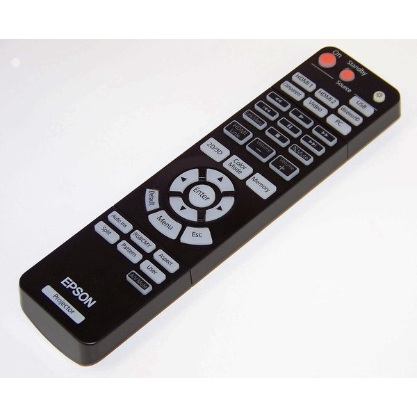Epson Projector Remote Control: PowerLite Home Cinema 3010 & 3010e