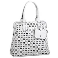 Mad Style Cutout Tote
