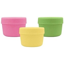 green sprouts by i play. Sprout Ware Snack Cup - Pink - Muli Girls - 4 Oz - 3 Ct