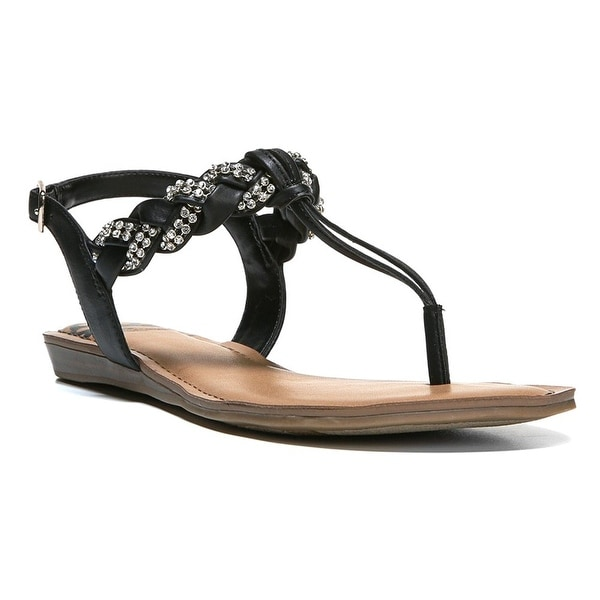 Fergalicious Womens Shelly Open Toe Casual Ankle Strap Sandals