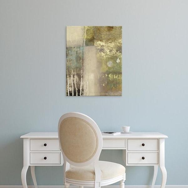 Easy Art Prints Vision Studio's 'Onyx Forgets II' Premium Canvas Art