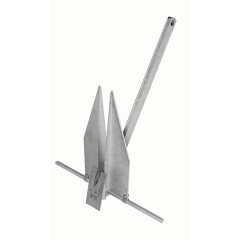 Fortress Marine Anchors 48485M FORTRESS GUARDIAN G-11 ANCHOR 6 LBS FOR BOATS 23'-27' - Multicolor