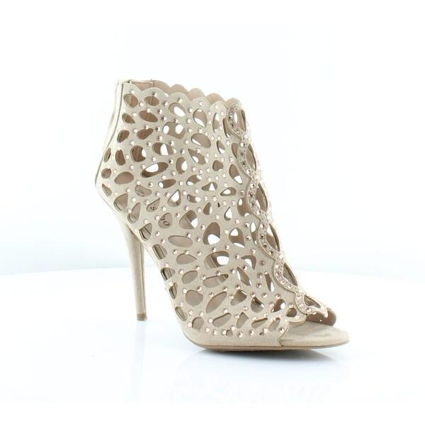 Ziginy Darlah Women's Heels Taupe