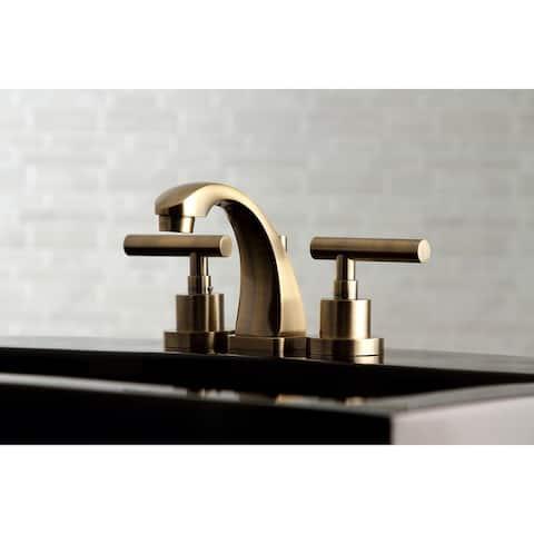 Manhattan 8-inch Widespread Bathroom Faucet