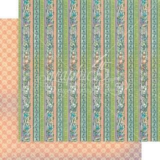 """Daisy Chain - Fairie Dust Double-Sided Cardstock 12""""X12"""""""
