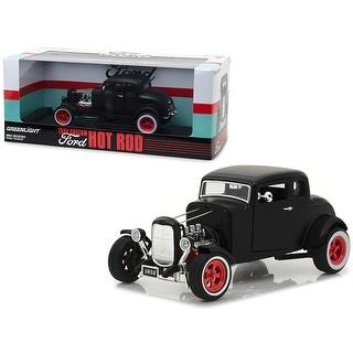 Link to 1932 Ford Custom Hot Rod Matt Black 1/18 Diecast Car Model by Greenlight Similar Items in Stuffed Toys