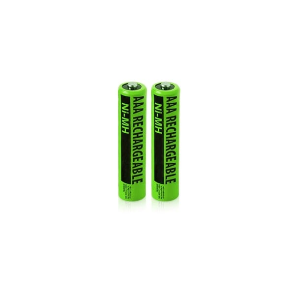 Replacement Philips NiMH AAA Battery for CD1552B / DECT2250 / SE7452B Phone Models (2 Pack)
