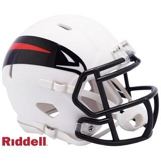 Atlanta Falcons AMP Alternate Series Riddell Speed Mini Football Helmet