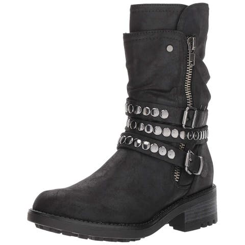 542d73ea9d3 Buy Size 6 Black CARLOS by Carlos Santana Women's Boots Online at ...