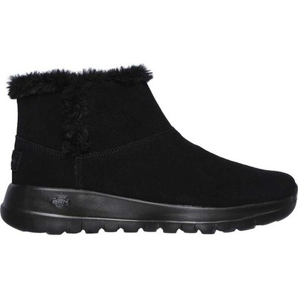 Womens Skechers On The Go Joy Ankle Boots in 2019 | Winter
