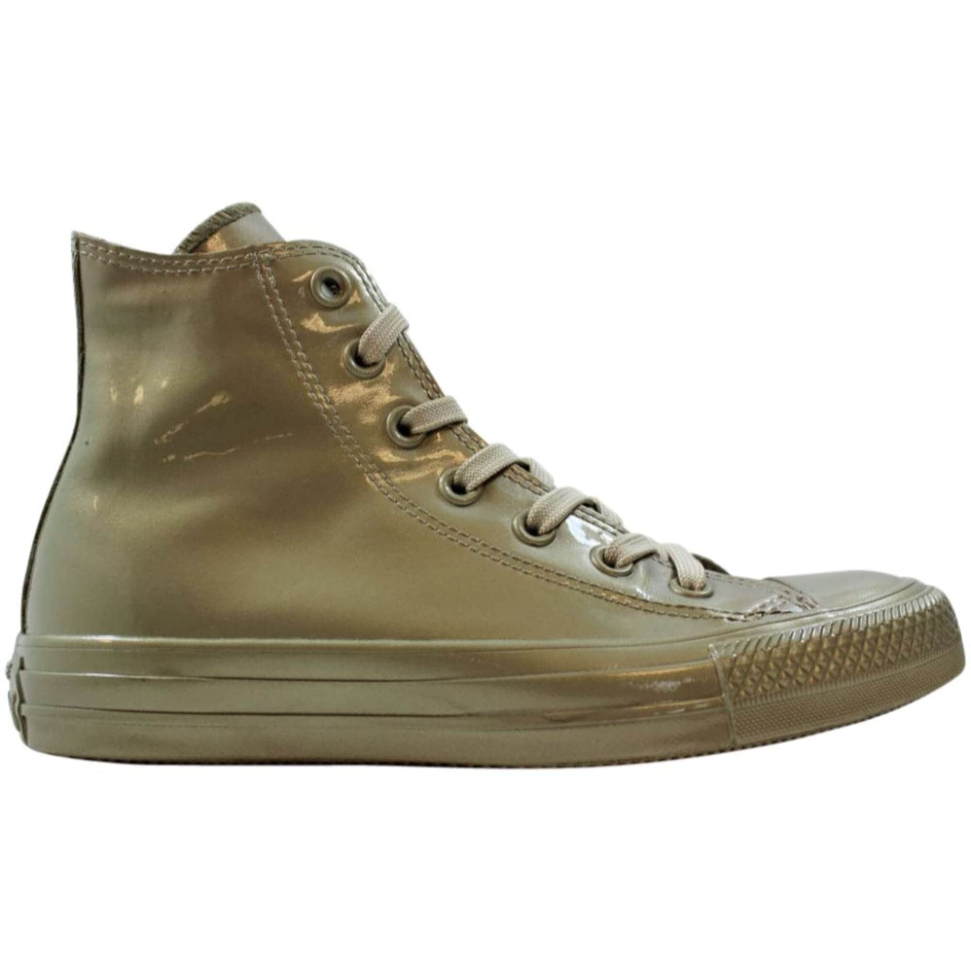 converse chuck gold