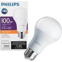 Philips Lighting Co 14.5W A19 Led Bulb 455675 Unit: EACH