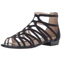 LifeStride Womens Cora Open Toe Casual Strappy Sandals
