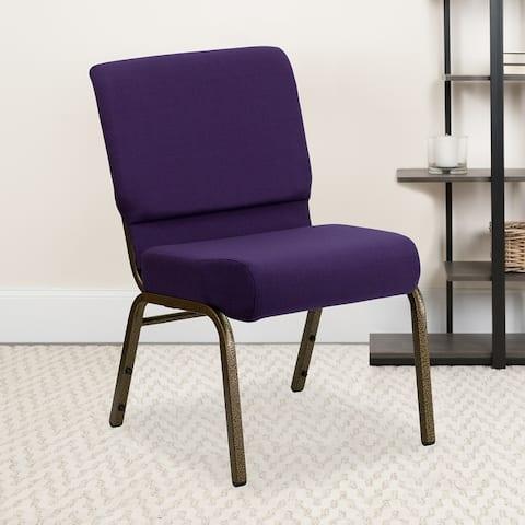 21''W Stacking Church Chair