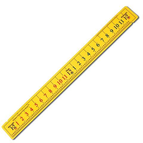 (12 Ea) Student Elapsed Time Ruler