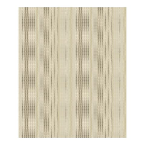 Morgen Gold Stripe Wallpaper - 21 x 396 x 0.025