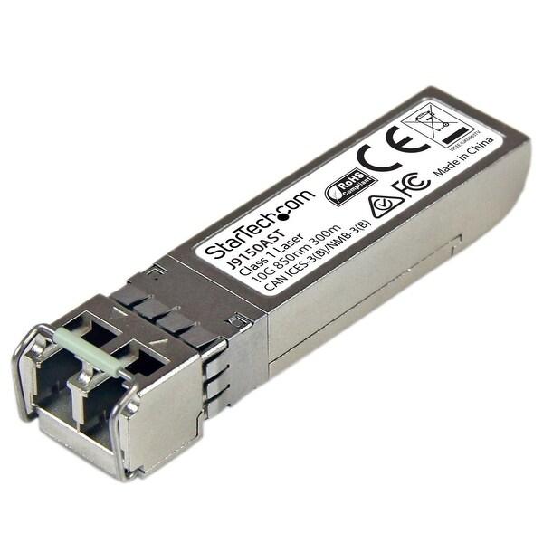 Startech J9150ast 10 Gigabit Fiber Sfp+ Transceiver Module Hp J9150a Compatible