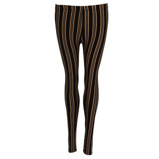 Just One Junior's Fashion Striped Leggings