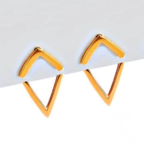 Sonia Hou Trill 2-Way Convertible 18K Gold Vermeil Ear Jacket Earring